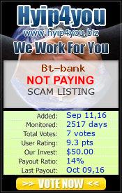 ссылка на мониторинг http://hyip4you.biz/details-10411.html