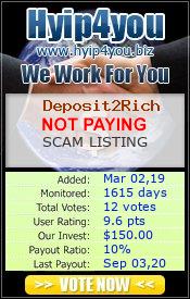 ссылка на мониторинг http://hyip4you.biz/details-13768.html